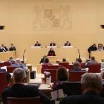 Streitereien im Bayerischen Landtag ums Asylpaket II
