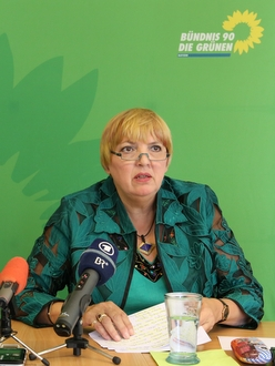 Claudia Roth am 22.07.2016