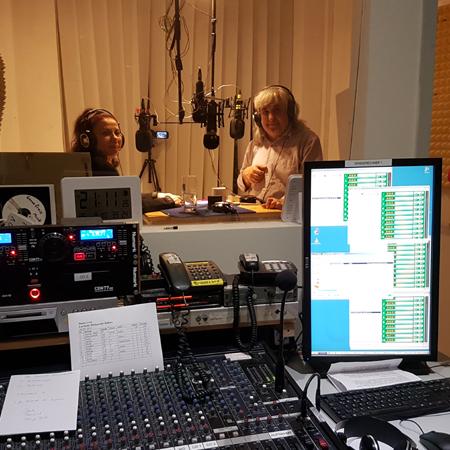 Esin Tekige zu Gast bei Münih FM