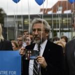Solidaritätsaktion in Leipzig für in der Türkei inhaftierte Journalisten