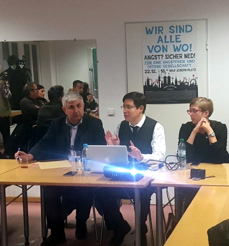 Azınlık Hakları ve Almanya'daki Türkler
